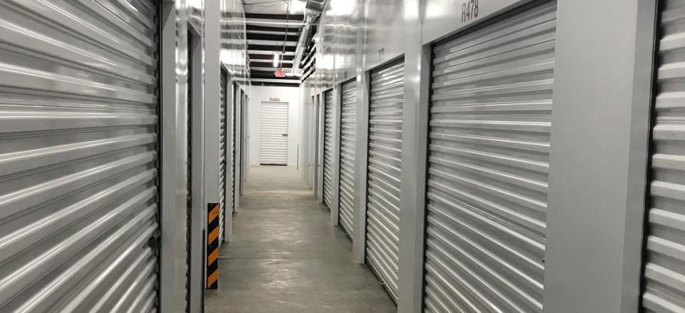 At Lynn's Lock & Storage, we feature brand new climate controlled storage units!